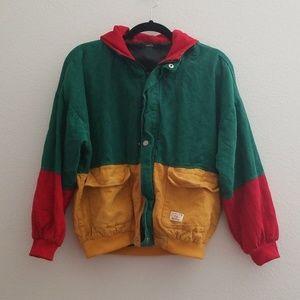 Rasta jacket